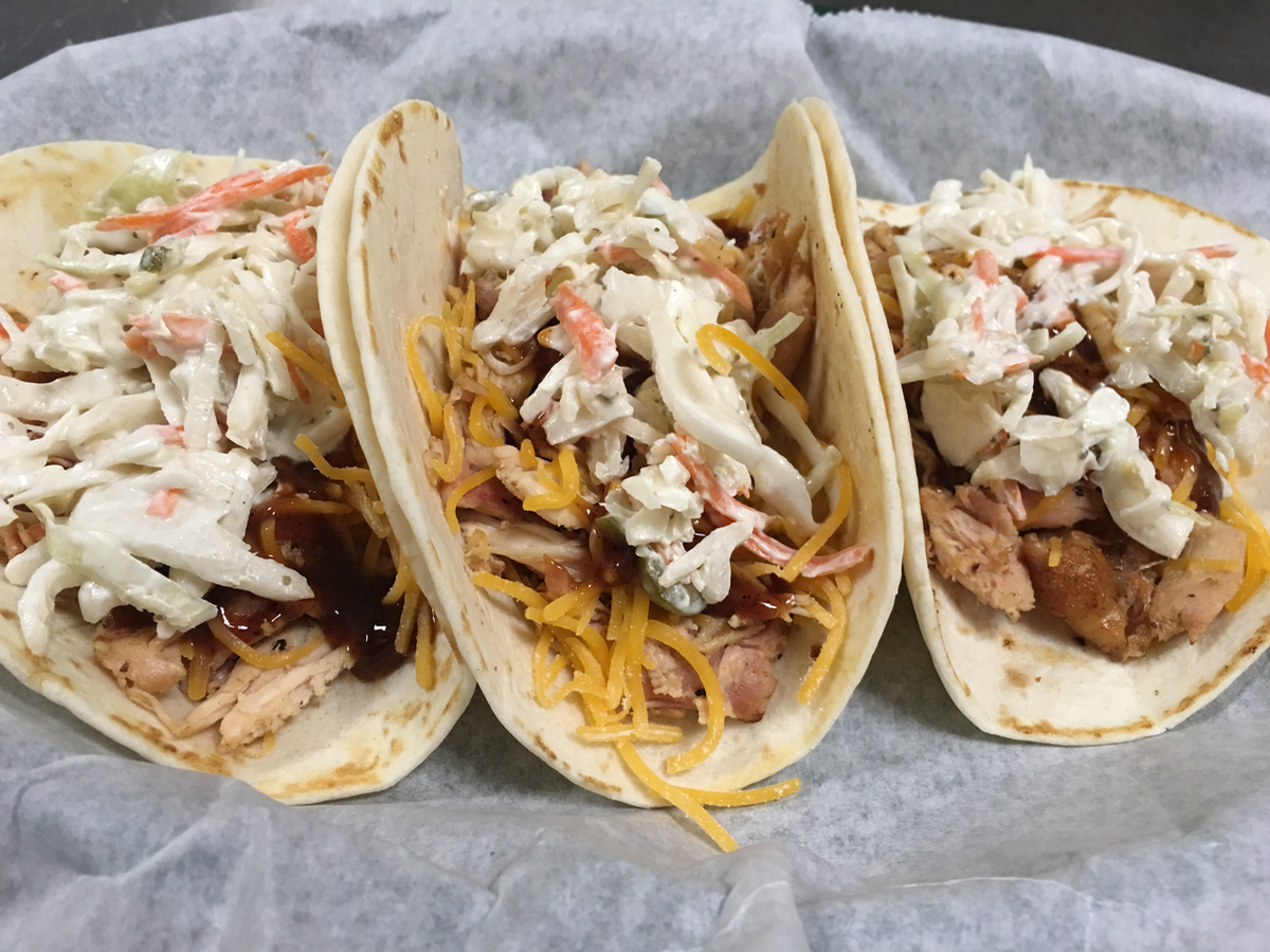 Smoked Chicken Tacos Bowser S Restaurant
