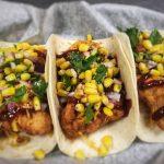 BBQ Fish Tacos