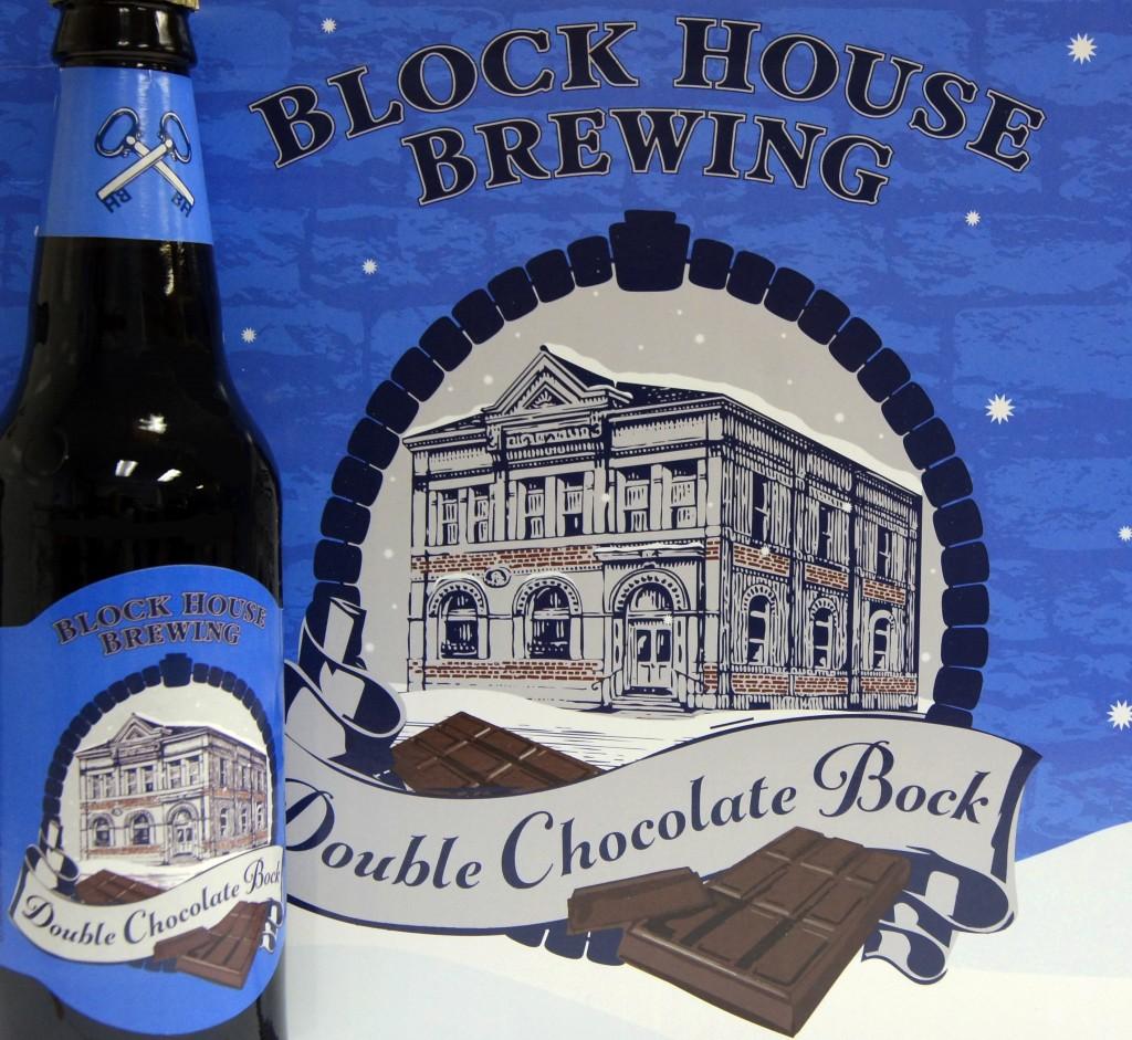 Block house double chocolate bock