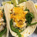 Cap'n Crunch Tilapia Tacos