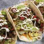 Classic Smoked Chicken Tacos