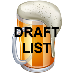 Follow Us on Draft Menu